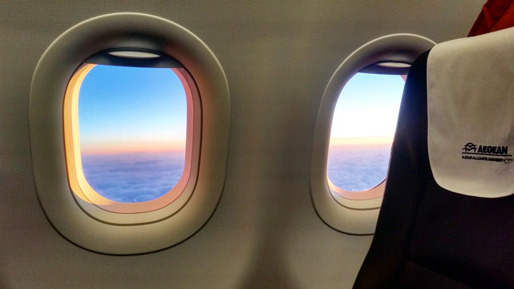 AEGEAN AIRLINES – setting the standards high – MY WINDOW SEAT